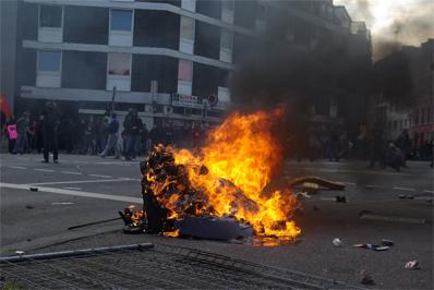20. September 2008 - Demo gegen den Anti-Islamisierungskongress von ProNRW
