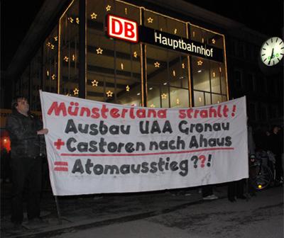 10.12.2008 - AntiAtomDemo - Münster