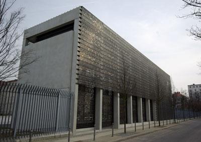 Ehrenmal der Bundeswehr in Berlin