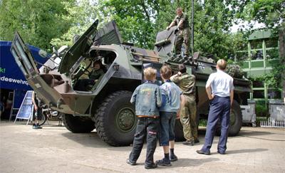 2008-05-22 - Bundeswehr KarriereTreff Gütersloh