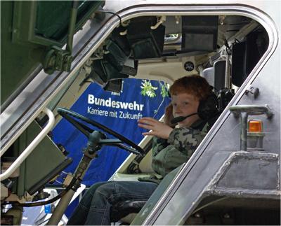 22.Mai 2008 - Gütersloh -Bundeswehr KarriereTreff
