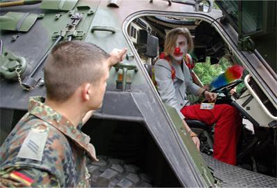 22.Mai 2008 - Gütersloh - Clownsarmee