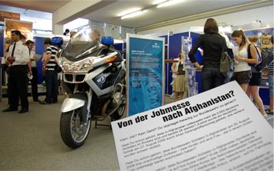 31. August 2008 - Jobmesse Münsterland