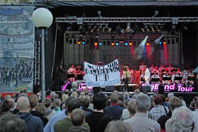 8. August 2008 - Bundeswehr BigBand - M�¼nster