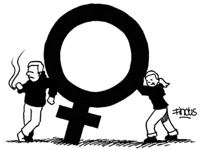 Findus - Feminismus